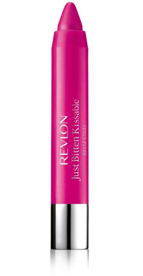 Lipstik Revlon Just Bitten new revlon colorburst balm stain