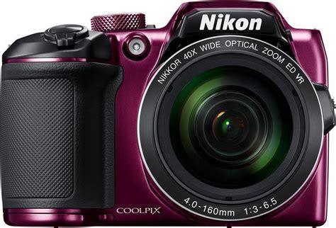 Kamera Nikon B500 nikon coolpix b500 kompakt kamera 16 megapixel 40x opt zoom 7 5 cm 3 zoll display