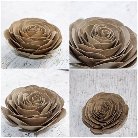 toilet tubes diy how to make cabbage roses using empty toilet tissue