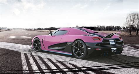 koenigsegg pink koenigsegg and pink on