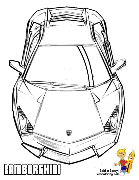 N Drawings by Lamborghini Pencil And In Color