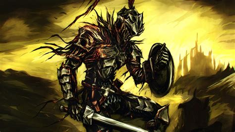 dark souls goblin slayer  hd games wallpapers hd