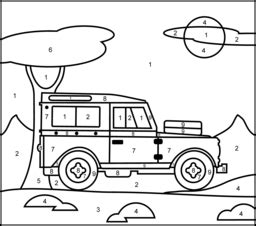 color by numbers coloring book for cars mens color by numbers cars coloring book color by numbers books for volume 1 books printable coloring pages