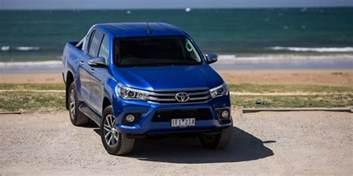 Toyota Sr5 2016 Toyota Hilux Sr5 Review Caradvice