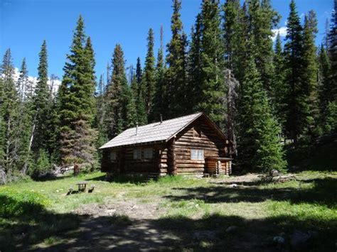 Rocky Mountain National Park Cabins by Ranger Cabin Picture Of Fall River Road Rocky