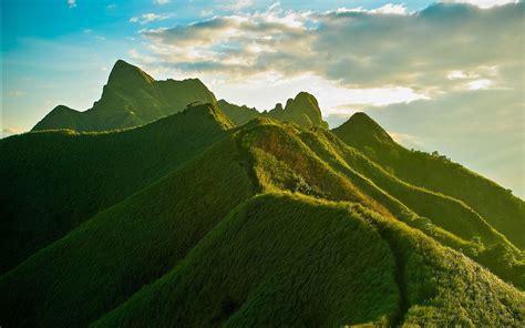 green wallpaper the range mountain grass places scenery pinterest