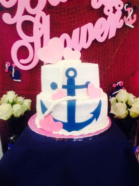 Anchor Decorations For Baby Shower 52 Best Images About Baby Shower Ideas On