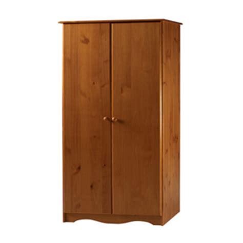 Real Wood Wardrobes by Solid Wood Wardrobe Closet Solid Wood Two Door Wardrobe