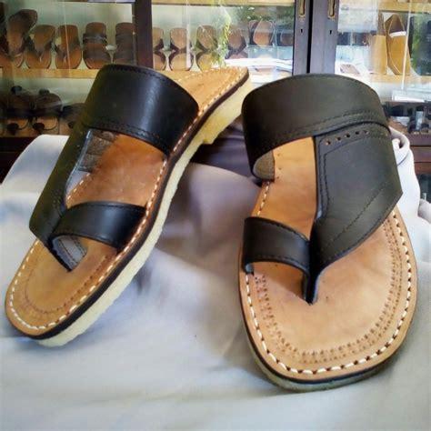 Sandal Teplek Wanita Capit Metalic sandal pria capit jempol kulit asli ku ka