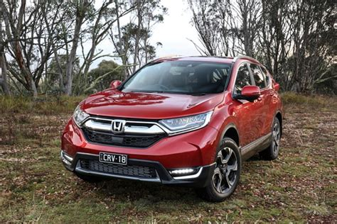 Honda Crv New Model 2018 by Honda Crv Awd Suv 2018 Model Launch Ozroamer