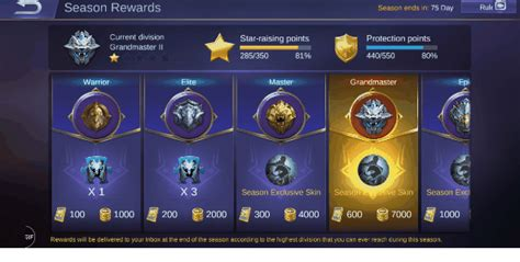 mobile legends rank mobile legends review android and ios