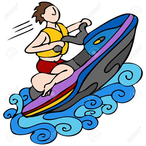 jet boat cartoon images jet boat clipart clipground