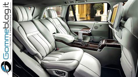 suv range rover interior 2018 range rover svautobiography interior best