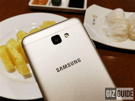 Samsung Galaxy J Kamera Depan samsung galaxy j5 prime sles