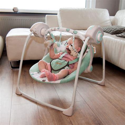 goedkope babyspullen schommelstoel baby kopen tips koddie