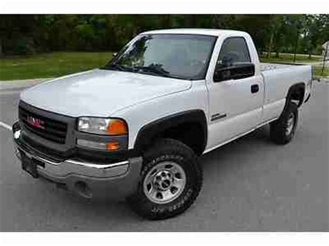 automobile air conditioning service 2006 gmc sierra 3500 navigation system buy used 2006 gmc sierra 3500 regular cab 4x4 diesel hard to find in baton rouge louisiana