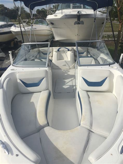 boat with no bottom paint bayliner 205 bowrider no bottom paint boat for sale from usa