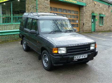 land rover 1997 r337 fvt 1997 land rover discovery 1 owner since 1998
