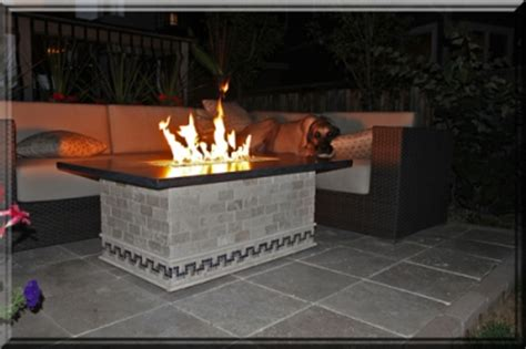 build your own propane pit table tables