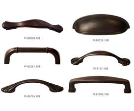 cabinet pulls and handles rubbed bronze kitchen cabinet hardware pulls ebay