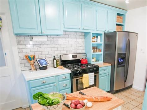 Kitchen Cabinets Repainting | repainting kitchen cabinets pictures options tips