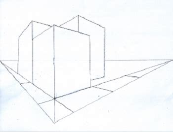 2 Point Perspective Drawing Definition by Two Point Perspective Drawing Definition Exles
