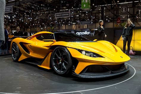 Auto Mit A by Geneva 2016 Apollo Arrow De Return Of Gumpert