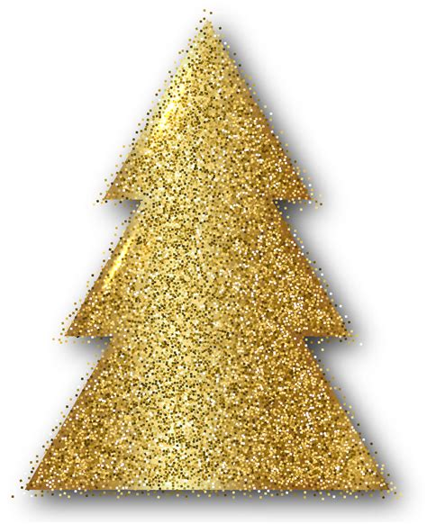 christmas tree clipart glitter pencil and in color