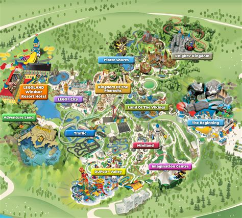 theme park resorts uk legoland windsor resort is a theme park dedicated to