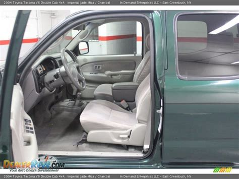 2004 Toyota Tacoma Interior by Charcoal Interior 2004 Toyota Tacoma V6 Cab 4x4