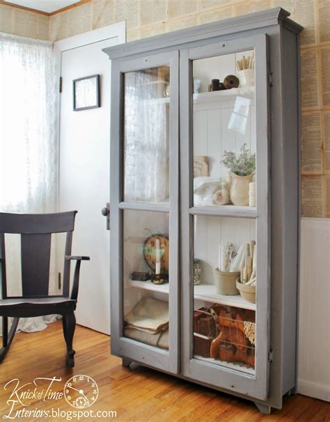 Flour Cabinet Antique The Making Of An Antique Cupboard Knick Of Time