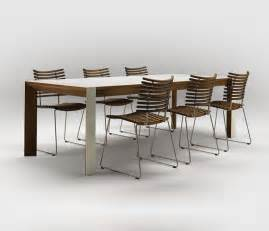 design of dining table with chairs images