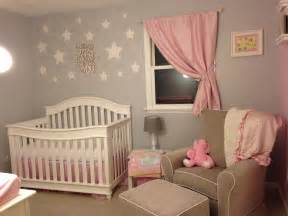 grey baby bedroom pink and grey starry nursery grey walls dream baby and