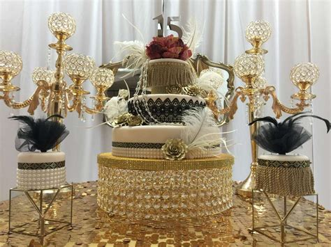 the great gatsby quinceanera theme great gatsby quincea 241 era party ideas photo 3 of 22