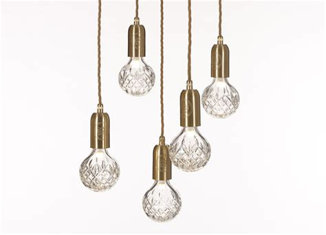 Pendant Lighting With Crystals Bulb Pendant Tollgard