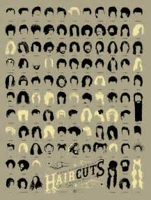 hair cut types for numbers a visual compendium of notable haircuts in popular music