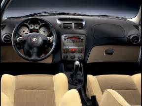 Alfa Romeo 147 Interior Alfa Romeo 147 Review And Photos