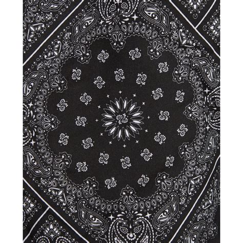 Poly Twist Bandana black bandana print www pixshark images galleries
