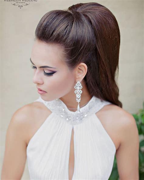 bride hairstyles instagram see this instagram photo by komarova websalon 688 likes