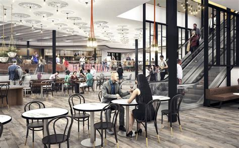 Garden State Mall Food Court Hours Inside The Big Overhaul Coming To The Garden State Plaza