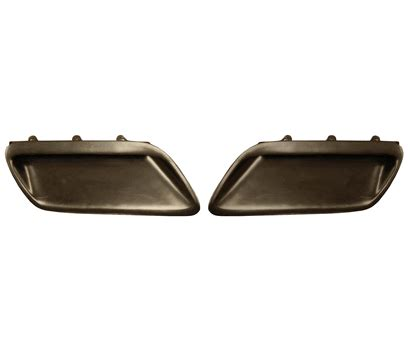 Rally Auto Direct by Auto Metal Direct Rallye Hood Inserts