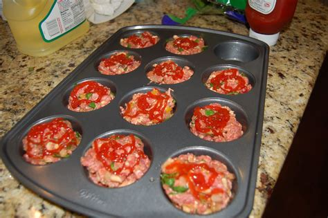 mini meatloaf in muffin pan mini meatloaf muffin recipe scattered thoughts of a