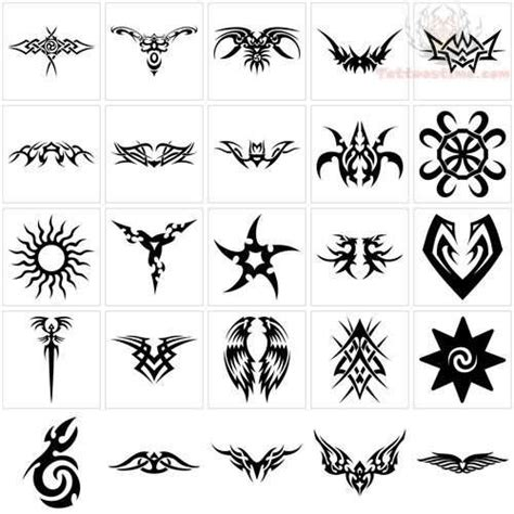 tattoo tribal symbols and their meanings best tattoo meanings and symbols 2017