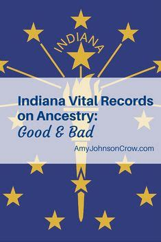 Indiana Records 1800s Genealogy And Family History Tips On Genealogy Ancestry And Johnson