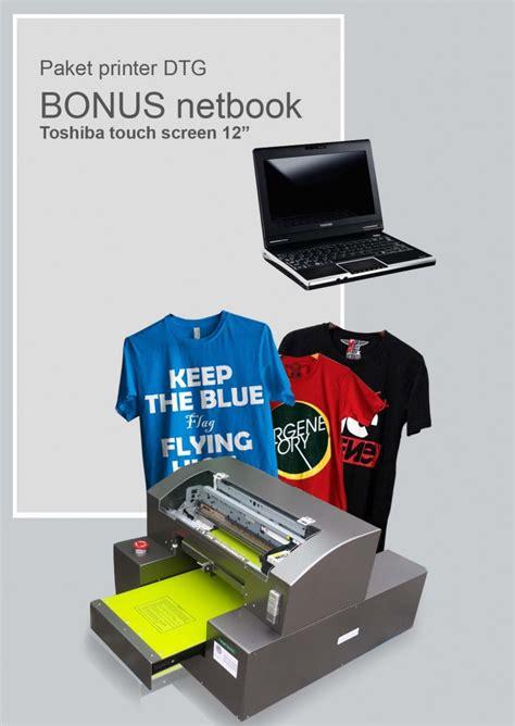 Paket Printer Dtg jual printer mesin dtg kaos harga promo paket murah makassar printer dtg jakarta