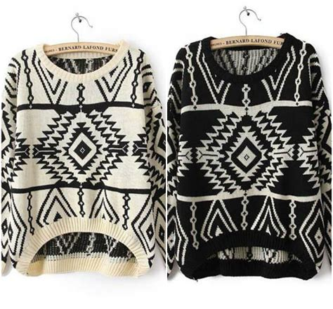 Mens Sweaters Cardigan Rajut Abu Swe 814 tribal pattern knitted pullover sweater in 3 colors on luulla