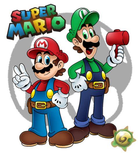 Kaos Mario Bross Mario Artworks 05 mario brothers 2015 by 6gonzalocortez4 on deviantart