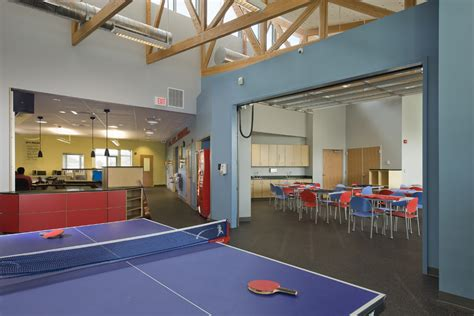 design youth center gaithersburg youth center maginniss del ninno architects