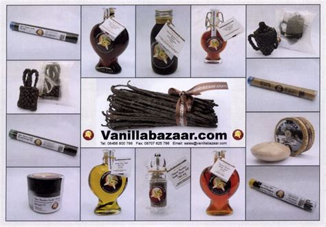 Vanilla For Bazaar vanilla bazaar flyer madagascar library