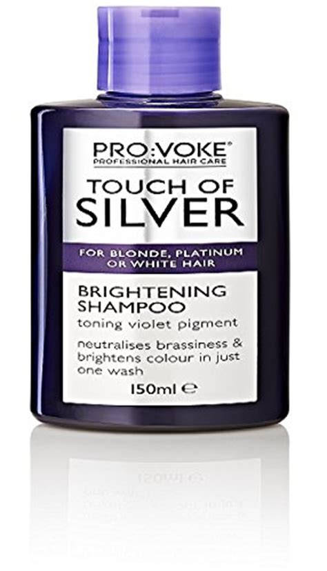 Silver Touch L l oreal serie expert silver shoo unisex